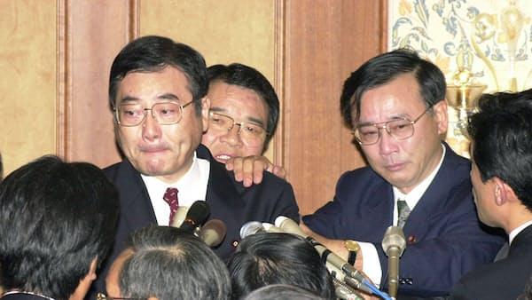 加藤の乱で遅れたネット政治(平成12年)