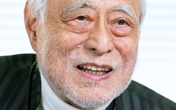 津川雅彦さん(2015年3月)
