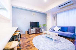 リストは賃貸マンションを活用して民泊に参入した(横浜市)