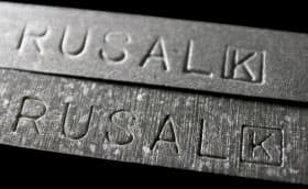 米国はロシアのアルミ大手などに経済制裁を行ってきた(ロシア製アルミ合金)=ロイター