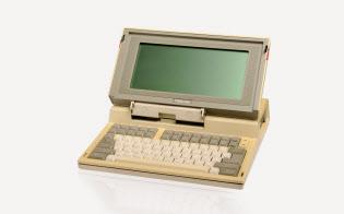 東芝が世界で初めて開発したラップトップPC