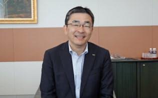 KDDIの高橋誠社長。LTEから5Gへと通信規格が切り替わるこの4月に社長に就任した