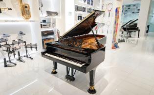 中国での値上げ浸透が利益を押し上げる(ヤマハ製ピアノ)