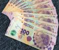 アルゼンチンの通貨ペソは年初来で4割近く価値が下落した