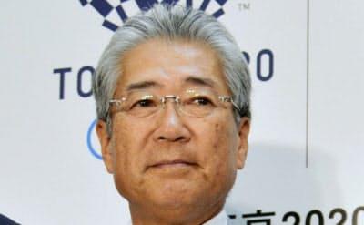 アスリートを守るためにも、JOCの強力なリーダーシップが求められている(写真は竹田恒和会長)=共同