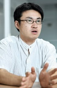 鈴木洋仁氏