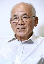 羽毛田信吾氏
