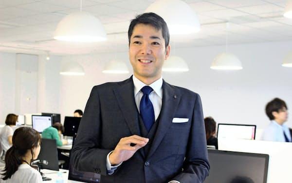 牧野兼史CEO