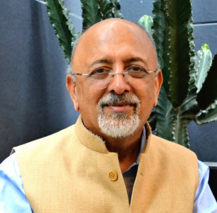 インドのビジネススクールSOIL創業者、アニル・サチデブCEO