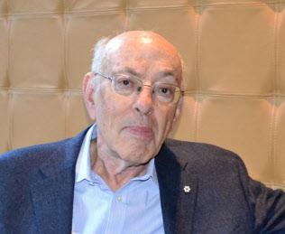 カナダの経営学者、マギル大 ヘンリー・ミンツバーグ教授