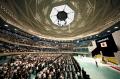 東京・日本武道館で開かれた全国戦没者追悼式(15日午前)=共同