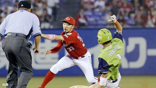 勝利への必要条件 積極走塁のリスクとリターン
