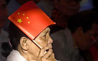 総選挙を控えたカンボジアに、中国がサイバー攻撃を繰り返している(AP)
