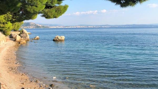 アドリア海の要衝、トリエステにて