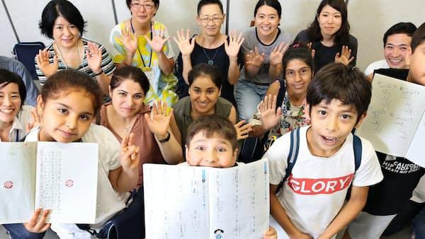 日本は自分の国 外国人自ら「町の力に」