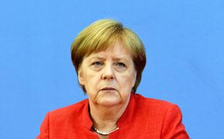 欧州トップ人事、メルケル独首相の優先順位は(Marlies Matthes撮影)