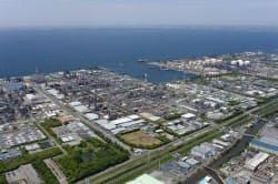 米国での新工場建設を断念し、市原工場(千葉県市原市)に新設備を導入する
