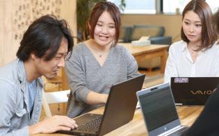 働き方が多様化し、副業を認める企業も増えている