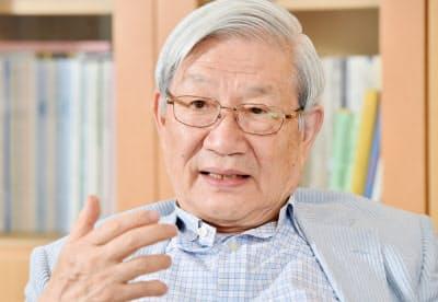 いおきべ・まこと 1943年兵庫県西宮市生まれ。京大法卒、81年神戸大教授。2006年防衛大校長、12年熊本県立大理事長、18年4月から現職。ひょうご震災記念21世紀研究機構の理事長も12年から務める。著書に「日米戦争と戦後日本」など。
