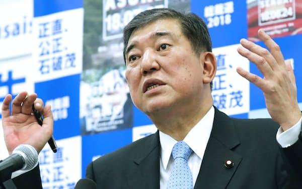 石破氏は大災害のたびに危機管理の強化を訴えてきた