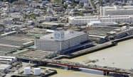 広島のマツダ本社工場は西日本豪雨の影響で一時休止した