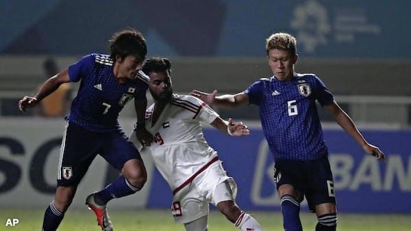 アジアの新勢力台頭、U21日本代表にも貴重な体験