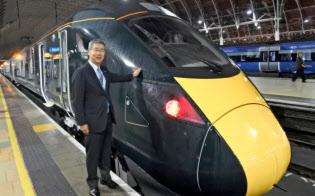 日立は鉄道車両だけでなく運行システムなどに分野を広げている