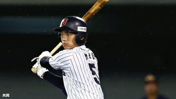 野球U18、日本が香港に大勝 アジア選手権開幕