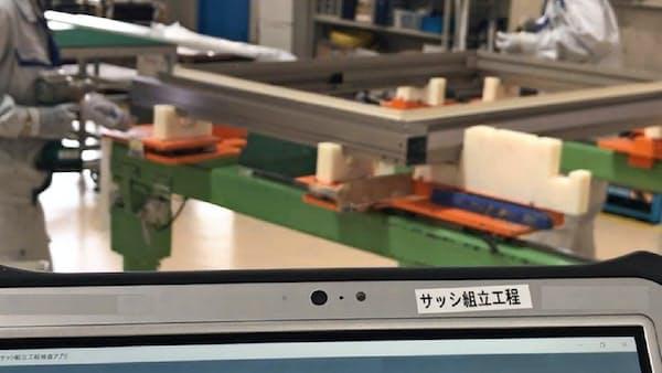 「考える工場」日本勢反攻、IoTで多品種少量生産