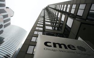 シカゴ・マーカンタイル取引所(CME)=ロイター