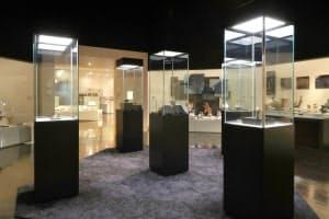 6月に改修され展示手法を一新した唐古・鍵考古学ミュージアム