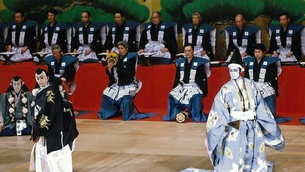 日本文化、学校で親しむ環境を 鳥羽屋三右衛門氏