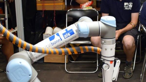 好調日の丸ロボット、ライバルも増える