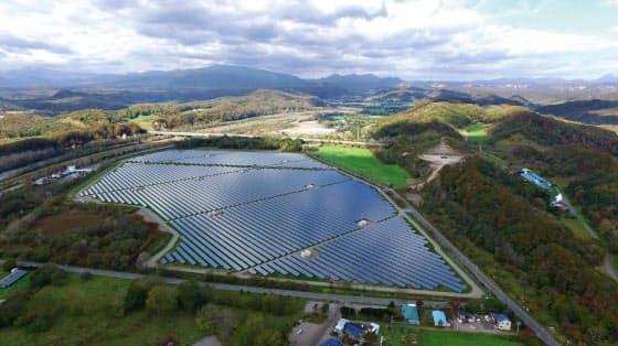 政府は再生可能エネルギーの拡大を目指しているが…