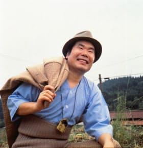 寅次郎役の渥美清さん(C)1978松竹株式会社