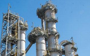 日本とSABICは密接な関係がある(三菱ケミカルホールディングスのサウジのMMA工場)