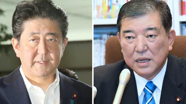 安倍氏vs.石破氏 総裁選みどころは? 3つのポイント
