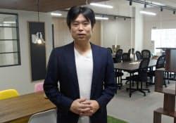 XTechの西條晋一社長はエキサイト買収を通じ、ネット業界の再編をめざす