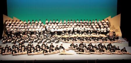 箏曲宮城会の演奏会(8日、福岡市)