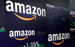 9月4日にアマゾンの時価総額は初めて1兆ドルに達したが、同社の強気なビジネスの進め方を疑問視する向きが強まりつつある=ロイター