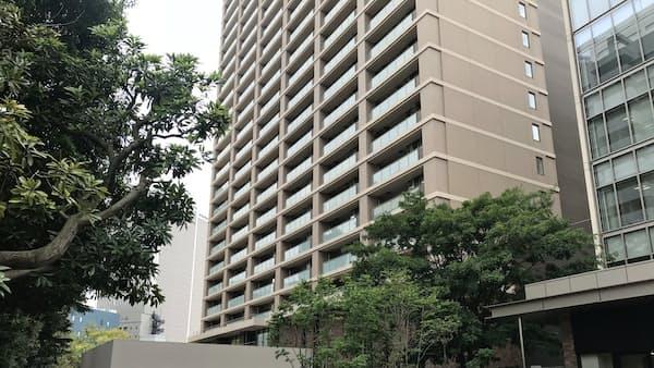 議員宿舎、高さも家賃も大きな差(写真でみる永田町)