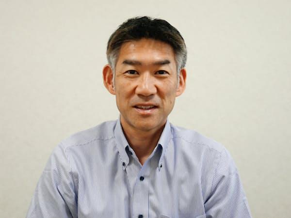 松本大学大学院の根本賢一教授