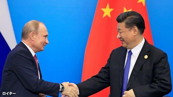 プーチン氏、中国接近の打算(The Economist)