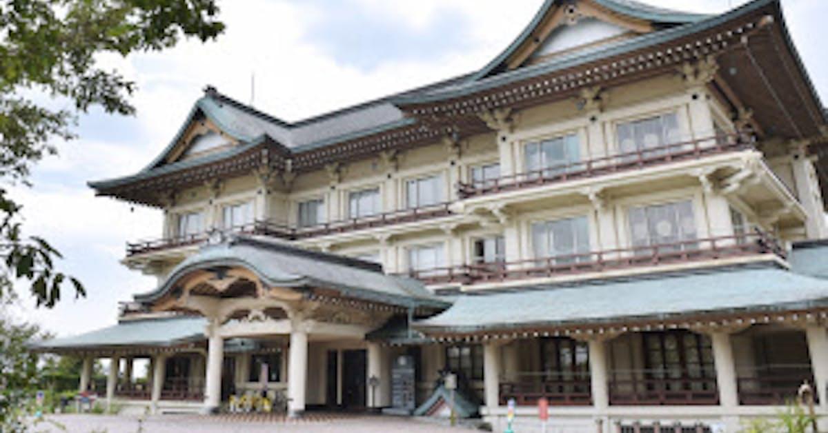 湖国の迎賓館」和洋融合 旧琵琶湖ホテル(もっと関西): 日本経済新聞