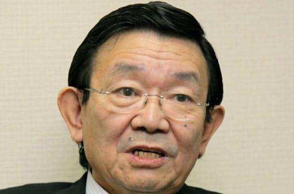 与謝野馨経済財政担当相