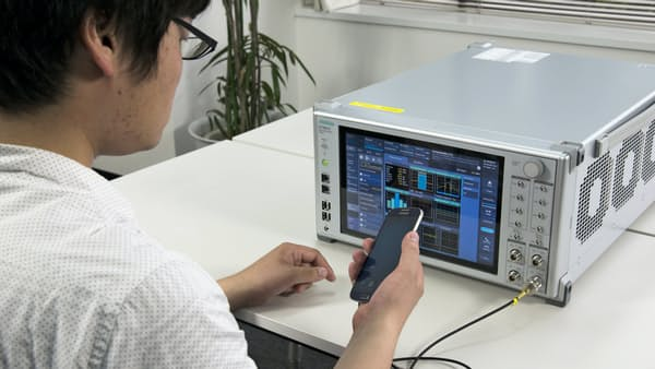 IoT支える機器に脚光 19年以降の特需期待