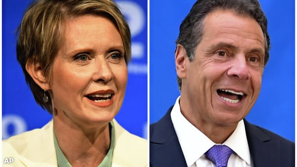 ウォール街がNY州知事予備選に注目する訳