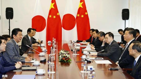 日本と中国、なぜいま改善? 3つのポイント