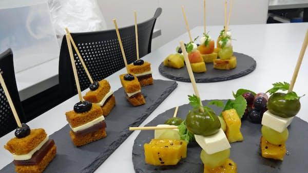 埼玉産食品、「美食の街」バスクから発信