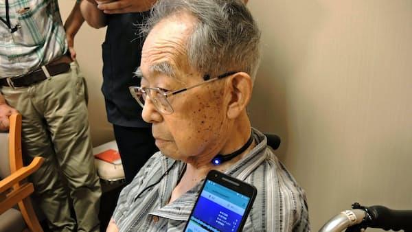 高齢者を支える現場、介護テックがお助け